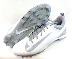 Youth Boys Kids Nike Alpha Huarache 7 Low LAX BQ4182 109 Lacrosse Cleats Shoes