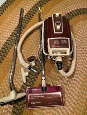 Vintage Eureka Cordaway Triple Filter Vacuum