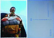 """Cartolina Postale """"PARA' PRONTO AL LANCIO - FOLGORE"""" - Anni '70/'80 (Originale)"""