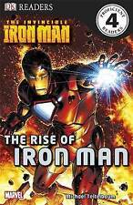 The Invincible Iron Man the Rise of Iron Man (DK Readers Level 4), Teitelbaum, M