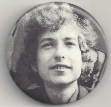 Original 1960's B&W Photo Pin Young Bob Dylan!