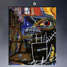 "Jean Michel Basquiat ""HEAD"" NEW HD print on canvas large wall picture 32x24"""