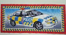 Motorway Police Car