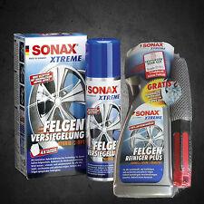 SONAX XTREME Felgenreiniger Plus mit Bürste + Felgenversiegelung 230941/236100