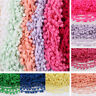 2-10 Yards 10MM Pom Pom Trim Ball Fringe Ribbon DIY Sewing Accessory Lace
