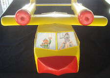 1990 DISNEY Afternoon PROMO Tale Spin Sea Duck Plane Display Ducktales Scrooge