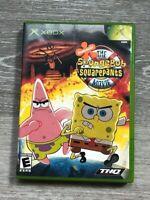 SpongebBob SquarePants The Movie (Xbox) Complete