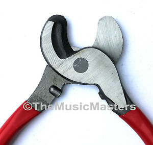 Heavy Duty Wire Cutter 0, 4, 8, 10 Gauge Electrical Cable Cutting Hand Tool