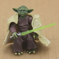 Free ship new Star Wars Yoda 2004 Empire Strikes Back Action Figure Toys S363