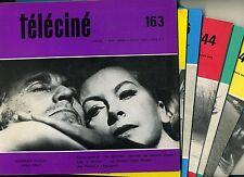 CINEMA. LOT 15  TELECINE  OCT 63 A JUILLET 70.
