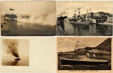 SHIPPING SHIPS ITALY ITALIE 57 CPA Vintage Postcard 1900-1980