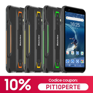 Rugged Smartphone Blackview BV6300 Pro Rugged Cellulare Android 10 BV6300 16MP
