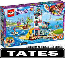 LEGO® 41380 Lighthouse Rescue Center Friends from Tates Toyworld