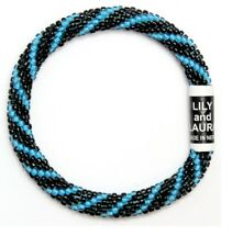 Lily and Laura Midnight Panthers Bracelet NWT