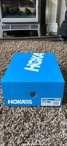Hoka one one clifton running shoes UK size 9