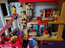 Firefighter playhouse by constructive playthings