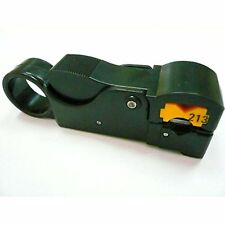 """Eclipse 200-081 Rotary Coax Stripper, 3 Blade Model, Up to 0.420"""" Diameter"""