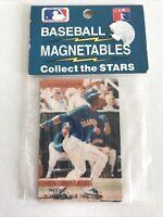 1989 Phoenix Magnetables Ken Griffey Jr. Mariners Unopened Original Package RC