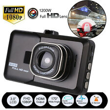 3'' HD 1080P Car Vehicle Dashboard DVR Video Camera Recorder Dash Cam HDMI