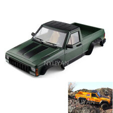 Unpainted 313mm Wheelbase Pickup Truck Crawler Shell For Cherokee Axial SCX10 II