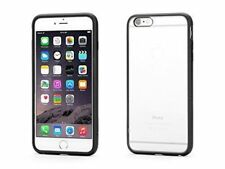 Genuine Griffin Ultra-thin Reveal Case for Apple iPhone 6/6s Plus Black/Clear