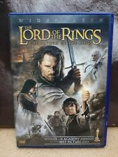 The Lord of the Rings: The Return of the King (Dvd, 2004)