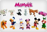 Minnie Mouse Cake Toppers Mickey Clubhouse Set Of 12 Figures