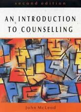 An Introduction to Counselling-John McLeod, 9780335197095