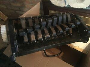 Qualcast Scarifier QX Cassette Suffolk Colt 35s 14s/Acto Balmoral Allentown Webb