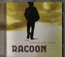 Racoon-Before You Leave cd album