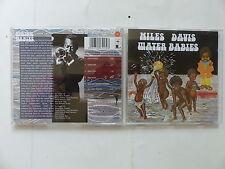 CD Album MILES DAVIS Water babies 86557