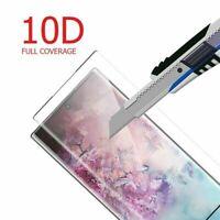 HD Samsung Galaxy Note 10 & Plus 10D 9H Panzerfolie Hartglas Displayschutz FULL
