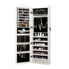 Levede JB1008LEDWH Jewellery Cabinet
