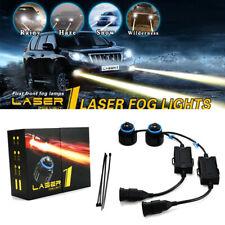2020 Led Laser Fog Light H11 H9 Bulbs Spotbeam 500W 6000k White Drl Super Bright