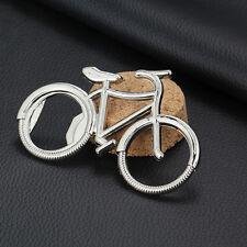 Bicycle Metal Beer Bottle Opener Bike Keychain Key Rings Wedding Party Gifts kos