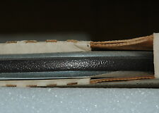 Vintage Cowles Protekto Trim 25-530-48 5/8 Fine Line Molding Chrome Dk Briar NOS