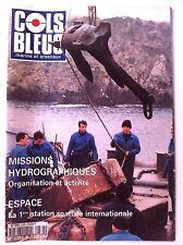 COLS BLEUS n°2388 du 15/03/1997; Missions Hydrographiques, organisation et activ