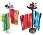 NEW Pool & Spa/Hot Tub Valet w/ Accessory Tray & 6 Towel Poles + Free Shipping