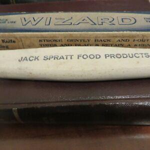 WIZARD MIRACLE SHARPENER JACK SPRAT FOOD PRODUCTS