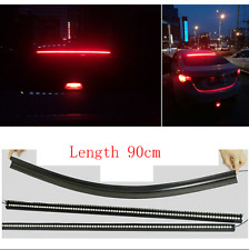 36''Roofline Bright LED Third High Brake Tail Light On Above Car Rear Windshield