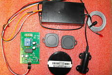 RFID Reader access key fob 3 mode monetary- momentary delay - flip flop bistabl
