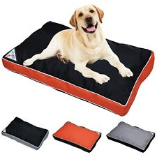 NEW Mojo Waterproof,Soft Wearing Foam,Dog Bed Mattress Cushion,Pet Pillow UK