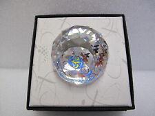 Swarovski Disney 25 Years Crystal Paperweight