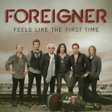 Feels Like The First Time - Foreigner (2013, CD New)