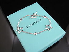 AUTHENTIC TIFFANY & CO STAR TOGGLE BRACELET BOX POUCH