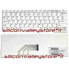 Tastiera USA 9J.N9482.80K BIANCO - per Acer Aspire One A110, A150, D250 Series
