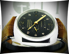 PANERAI PAM 495 HISTORIC RADIOMIR PLATINUM 10 DAY GMT LIMITED EDITION 100 PAM495