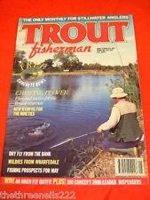 TROUT FISHERMAN - BRISTOL RESERVOIR - MAY 1990