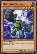 Yugioh! Gogogo Golem - BP02-EN100 - Common - 1st Near Mint, English