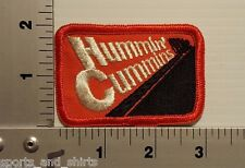HUMMIN' CUMMINS VINTAGE PATCH TRUCKER